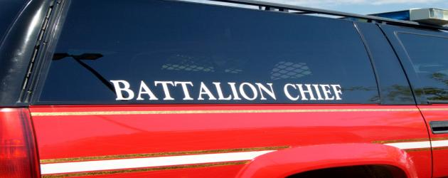 Interview With A Bay Area Battalion Chief