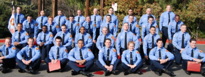 Los Medanos Fire Academy 092