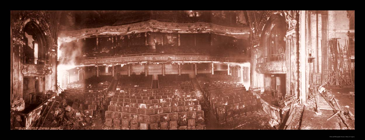 602 Lives – The Iroquois Theater Fire of 1903