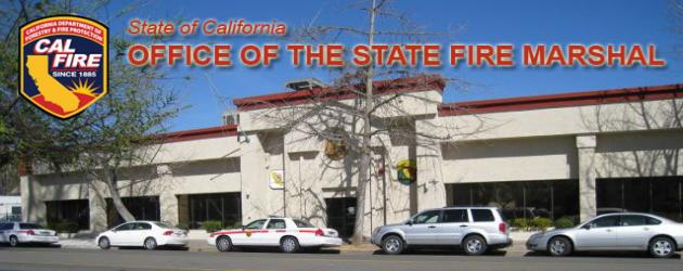 Office Of The State Fire Marshal – Accredited Training Facilities