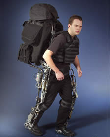 BLEEX Lower Extremity Exoskeleton