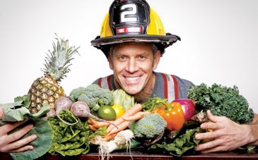 Eating healthy is essential to good firefighter performance, both physically, and mentally.