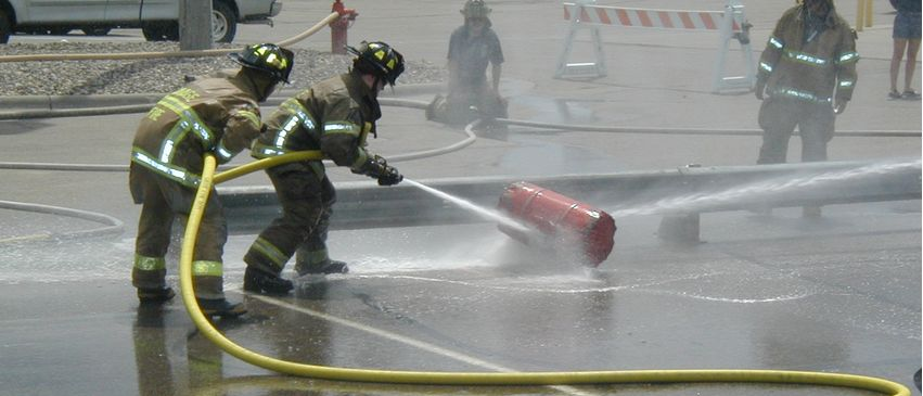 Fire Academy: Days 10 & 11 – Fire Hose